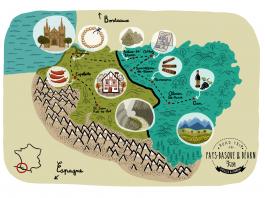 Road trip savoir-faire dans le Béarn
