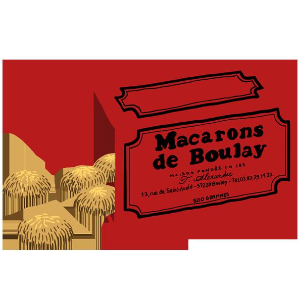 Le macaron de Boulay