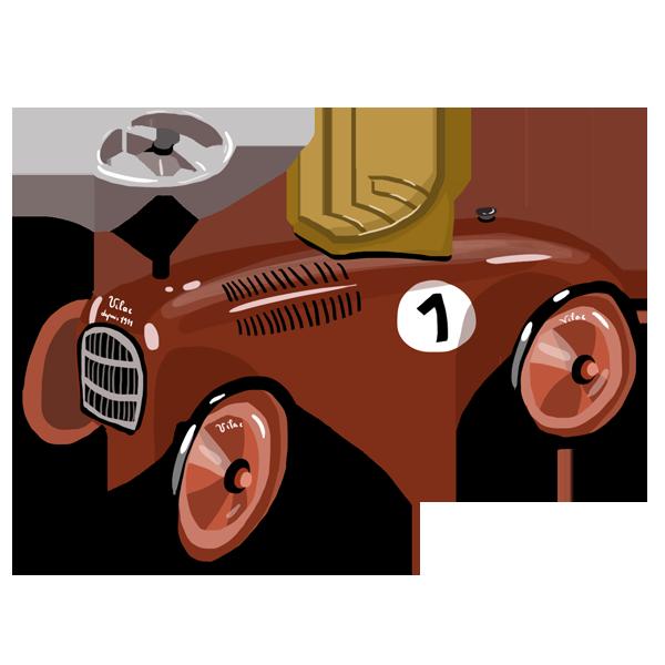 la voiture vintage