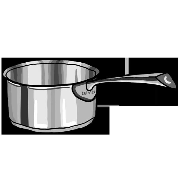 Les casseroles Cristel