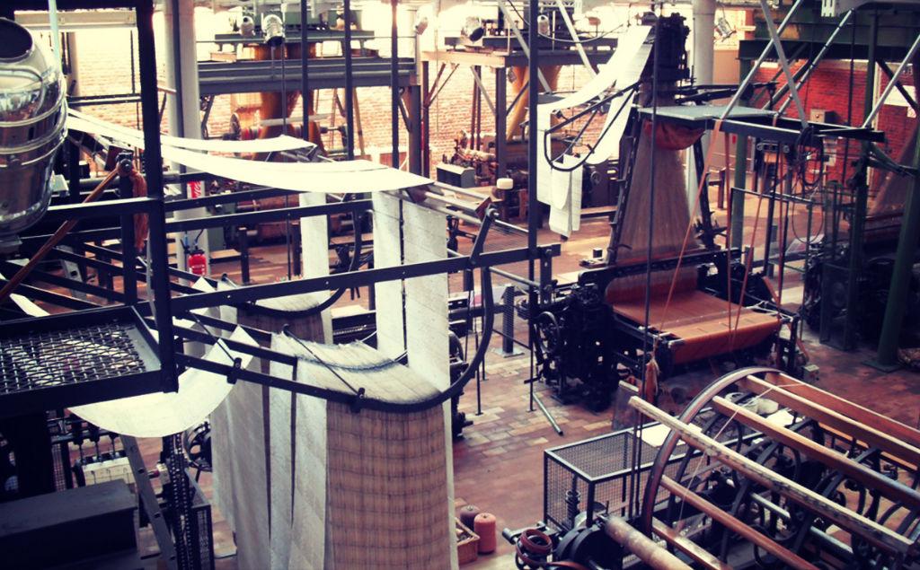 Visite de la Manufacture des Flandres