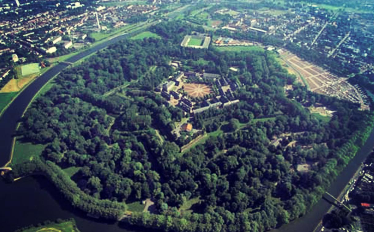 Parc e la Citadelle de Lille
