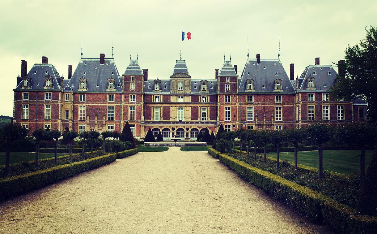 Tour de France Etape 6 Château d'Eu et Musée Louis Philippe