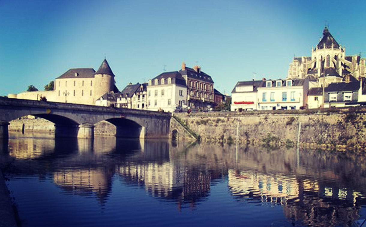 Tour de France Etape 7 Mayenne Ville