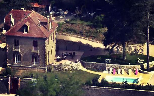 Comptoir Des Entreprises Magazine Savoir Faire Tour de France Etape 14 Villa la Muse Mostuejouls