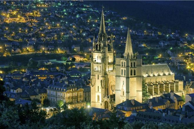 Comptoir Des Entreprises Magazine Savoir Faire Tour de France Etape 14 Mende Cathedrale