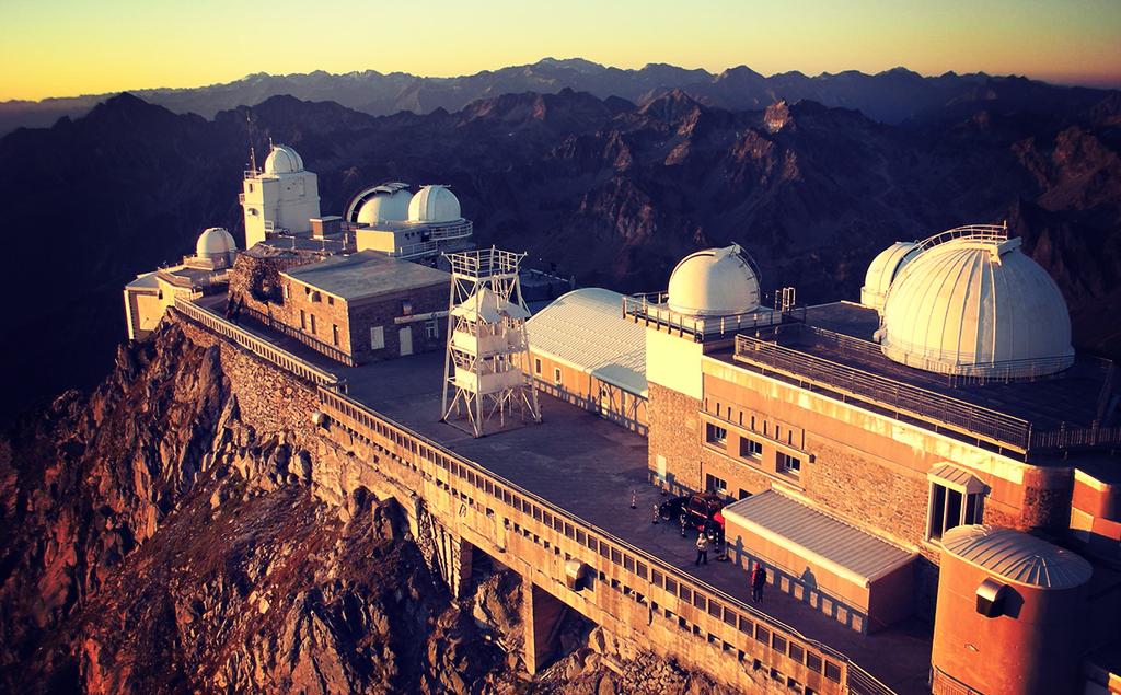 Comptoir Des Entreprises magazine des savoir faire tour de france 2015 etape 10 observatoire pic du midi credit pascalou petit