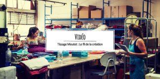 tissage moutet video au fil de la creation