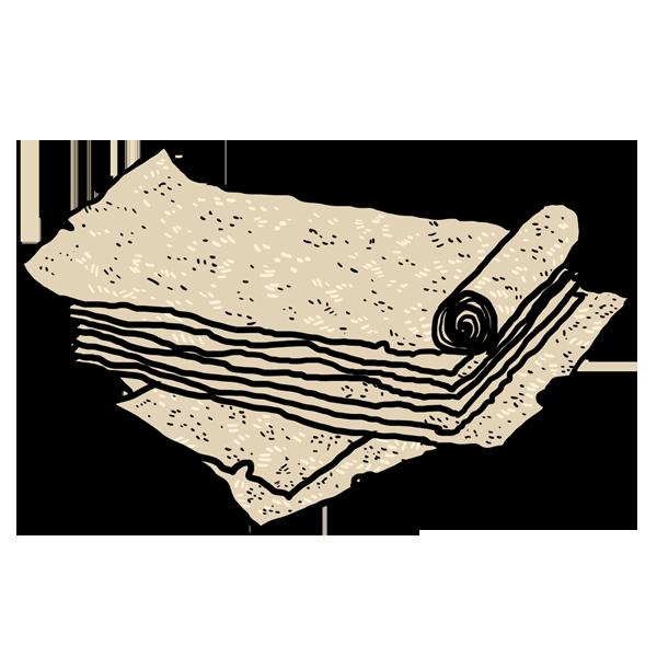 Le papier du moulin de Brousses