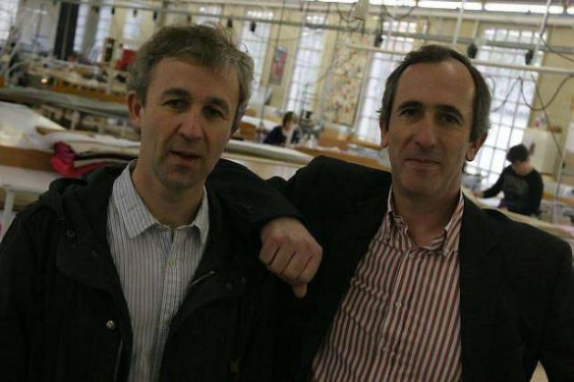 Grégoire et Raphael Denis Toiles de Mayenne