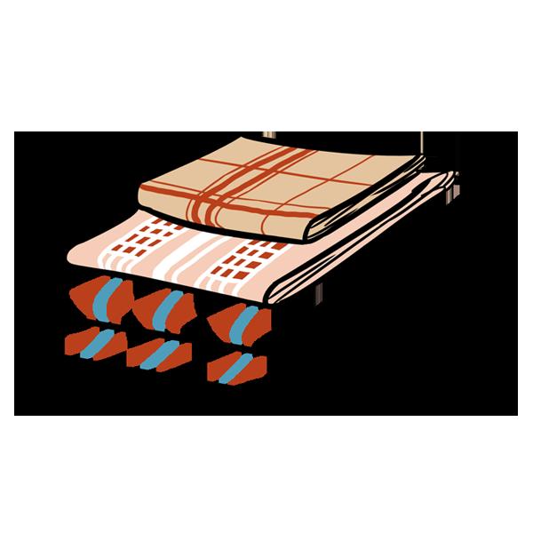 Les tissus Charvet