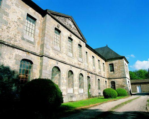 Abbaye cistercienne Fontaine Daniel