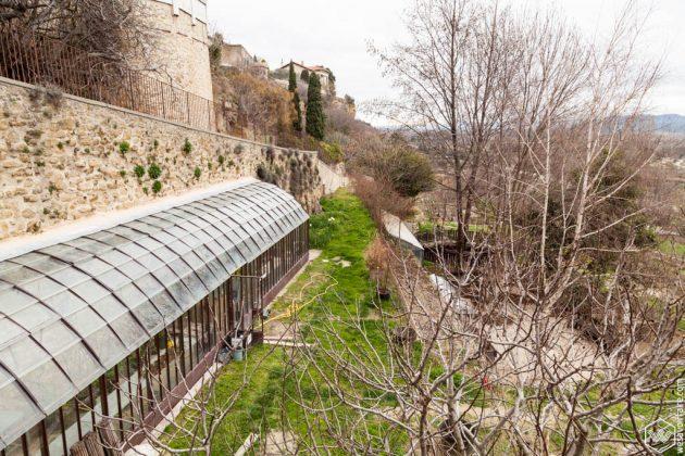 wesavoirfaire Jardin Conservatoire des Plantes Tinctoriales Lauris